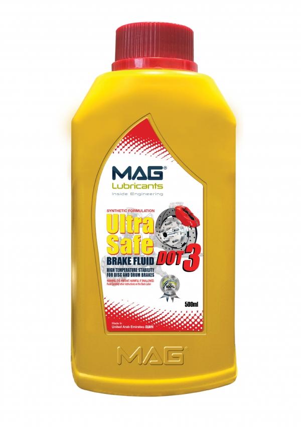 MAG BRAKE FLUID DOT 3
